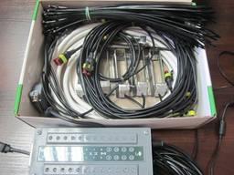 Система контролю висіву насіння на просапні сівалки Нива 12