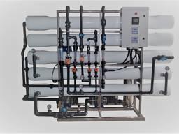 Система обратного осмоса 20 м3/час Litech Aqua Desolt NSR 20