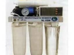 Система обратного осмоса Bio systems ro-50-sl02 очистка во