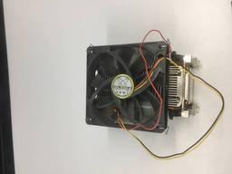 Система охлаждения, кулер для Intel Socket s775 большой медный