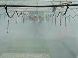 Система спринклерного орошения для теплиц
