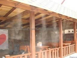 Система туманообразования / охлаждение летних площадок