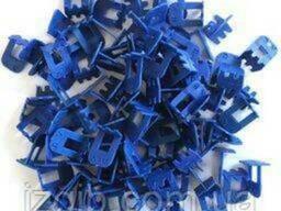 Система выравнивания плитки Mini, основа синяя (250 шт. ) 16К431