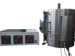 Система высокотемпературных испытаний