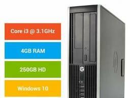 Системный блок HP Compaq 8200 / i3-2100 (3.1 ГГц) / RAM 4 /