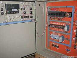 Системы ЧПУ, автоматика линии по производству провода
