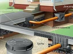 Системы поверхностного линейного водоотведения в Днепре