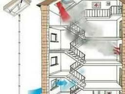 Проектирование и монтаж систем дымоудаления в Одессе