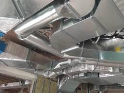 Системы вентиляции, аспирации, отопления, кондиционирования