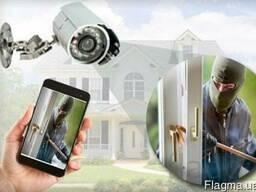 Системы видеонаблюдения Краматорск,установка видеонаблюдение