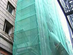 Сітка 215 г/кв. м. , 1, 9х50 м, HDPE. green