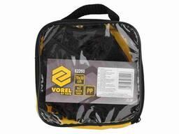 Сітка-органайзер до багажника авто поліпропіленова Vorel з 2 гаками 70 х 30 см