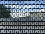 """Сітка затінююча 45% ширина 2м 30г/м2 темно-зелений """"Solar"""" Туреччина Biotol - фото 2"""