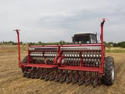Сівалка зернотукова СЗД-420V, Сеялка зерновая СЗ-4,2 (вариатор), сз