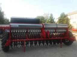 Сівалка зернова СЗД 420,00V (в комплекті загортачі), Сеялка зернотуковая Деметра