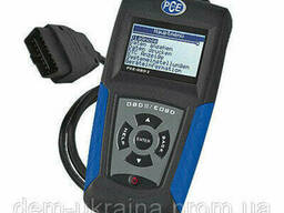 Сканер PCE OBD 2