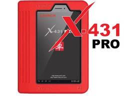 Сканер X-431 Pro( Launch) - это прибор нового поколения