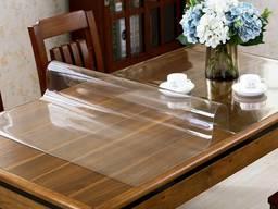 Прозрачная скатерть - Мягкое стекло на стол