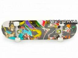 Скейтборд SkateX Skateboard Stylish Freedom