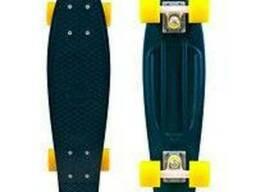 Скейтборд скейт Penny Board фиолетовый (Пенни борд): 6 цвето