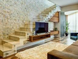 Ступеньки для лестницы из массива дерева