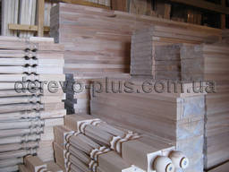 Сходинки деревяні букові