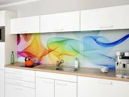 Скинали (фартук на кухню), декоративные панели, фотопечать