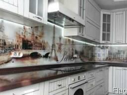 Скинали (кухонный фартук) под заказ Украина