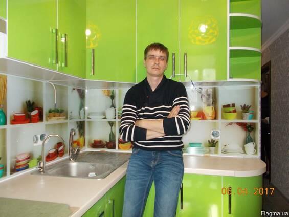 """Скинали на кухню - """"Модная посуда"""""""