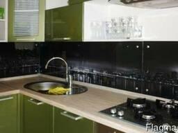 Скинали - стеновая панель для кухни с фотопечатью