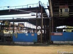 Склад и производственное здание.