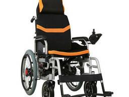 Складная инвалидная электроколяска D-6035A. Инвалидная. ..