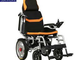 Складная инвалидная электроколяска D-6036A. Инвалидная. ..