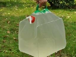 Складная канистра для воды на 10 л