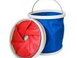 Складное ведро Foldaway Bucket (объем 9 л. )
