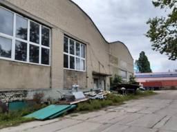 Складской комплекс 3.000 метров Большевик