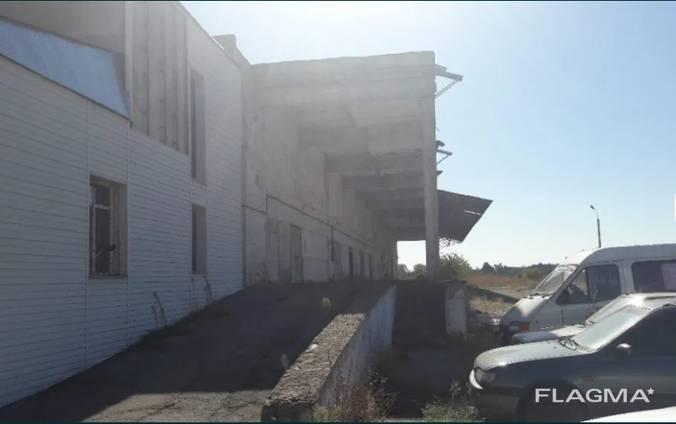 Складской комплекс 5715 кв. м. в пгт Сергеевка