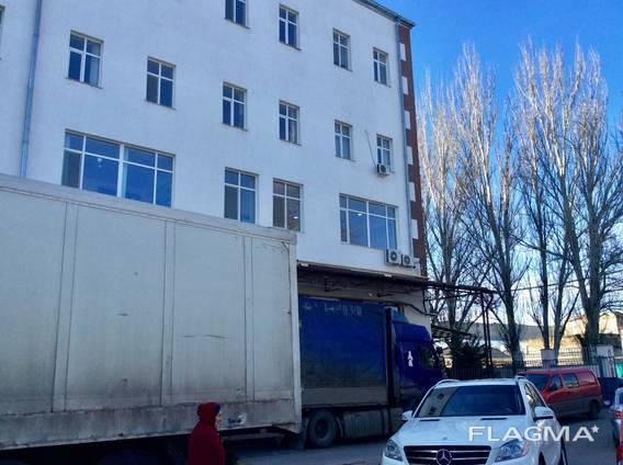 Складской комплекс ул. Генерала Цветаева