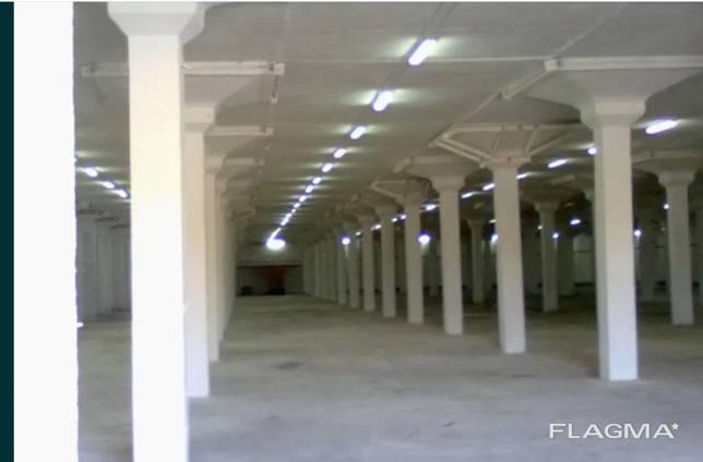 Складской комплекс на участке 4,5 га.