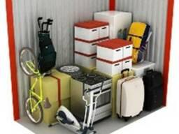 Склады от 1м2 для хранения вещей и товаров в Симферополе.
