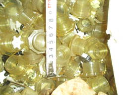 Скло рівня масла в маслобаку