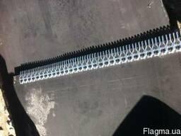 Скобы К-28, К-27 с цинковым покрытием для стыковки ленты