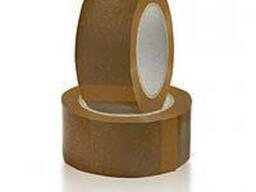 Скотч коричневый упаковочный - фото 2