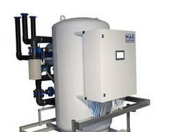 Скруббер углекислого газа - адсорбер СО2