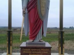 Скульптура Архагела Михаила