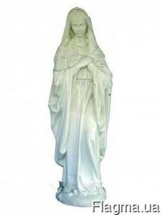 Скульптура Божей матери