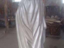 Скульптура Божей матери - фото 3