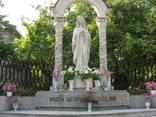 Скульптура Божей матери - фото 1