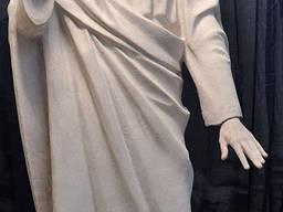 Скульптура Иисуса Христа из искуственного мрамора