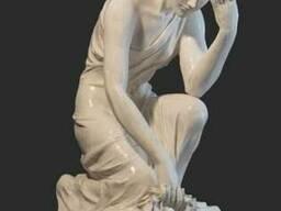 Скульптура из литьевого камня